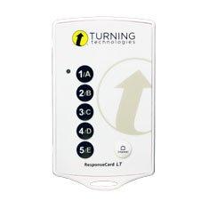 Turning Rechnologies ResponseCard LT sistem za glasanje