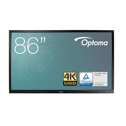 Interaktivni ekran CleverTouch Optoma OP861RKe